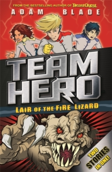 Image for Lair of the fire lizard