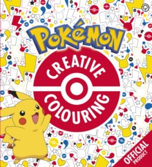 Image for The Official Pokemon Creative Colouring