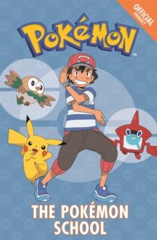 Official Pokemon Fiction: The Pokemon School