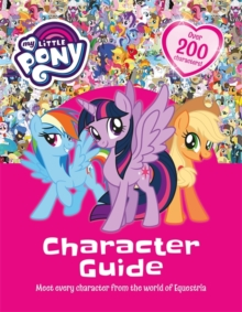Image for My little pony character guide