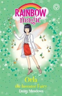 Image for Orla the inventor fairy