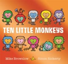 Image for Ten little monkeys