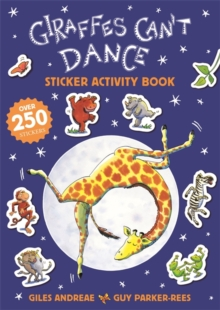 Image for Giraffes Can't Dance 20th Anniversary Sticker Activity Book