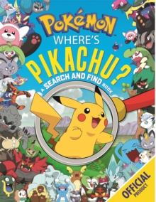Image for Where's Pikachu?  : a search and find book