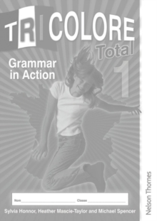 Image for Tricolore Total 1 Grammar in Action (8 pack)