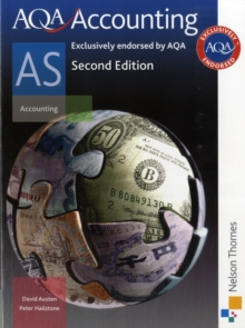 Image for AQA accounting AS