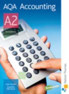 Image for AQA accounting A2
