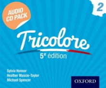 Image for TricoloreAudio CD pack 2
