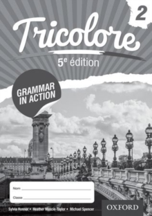 Image for Tricolore Grammar in Action 2 (8 pack)