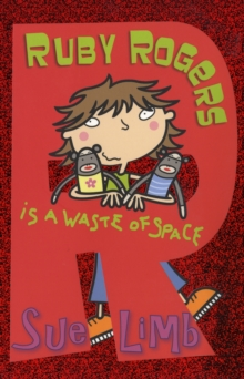Image for Ruby Rogers is a waste of space