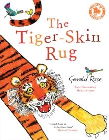 Image for The tiger-skin rug