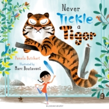 Image for Never tickle a tiger