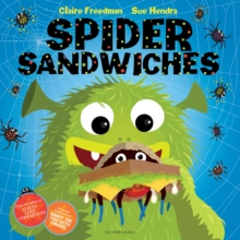Image for Spider sandwiches