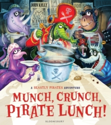 Image for Munch, crunch, pirate lunch!