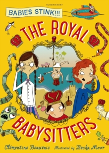 Image for The royal babysitters