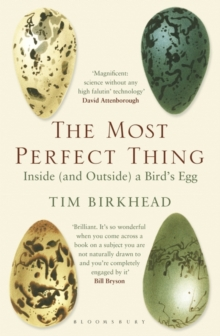 Image for The most perfect thing  : inside (and outside) a bird's egg