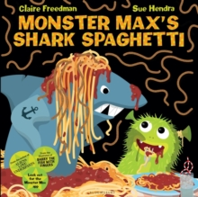 Image for Monster Max's shark spaghetti