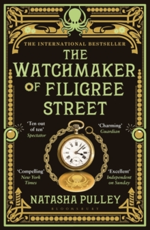 Cover for: The Watchmaker of Filigree Street