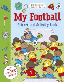 Image for My Football Sticker and Activity Book