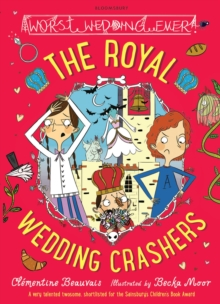 Image for The royal wedding crashers