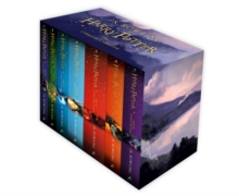 Image for Harry Potter Box Set: The Complete Collection Children's Paperback