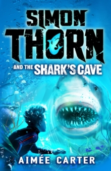 Image for Simon Thorn and the shark's cave
