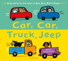 Image for Car, car, truck, jeep