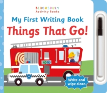 Image for My First Writing Book Things That Go!