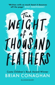 The weight of a thousand feathers - Conaghan, Brian