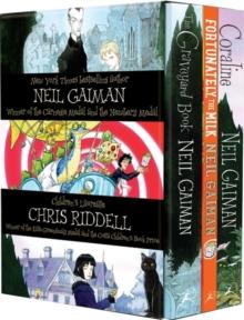 Image for Neil Gaiman & Chris Riddell Box Set