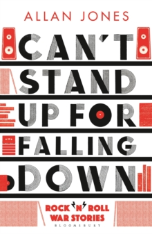 Image for Can't stand up for falling down