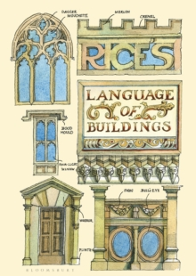 Image for Rice's language of buildings