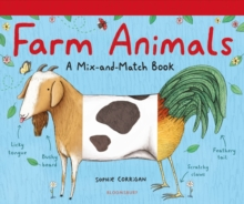 Image for Farm animals  : a mix-and-match book