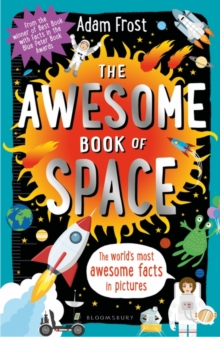 Image for The awesome book of space  : the world's most awesome facts