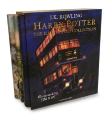 Image for Harry Potter - The Illustrated Collection : Three magical classics