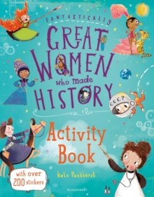 Image for Fantastically Great Women Who Made History Activity Book