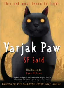 Image for Varjak Paw