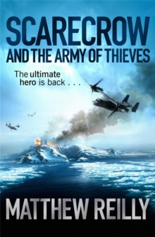 Image for Scarecrow and the Army of Thieves