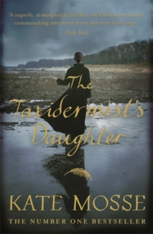Image for The taxidermist's daughter