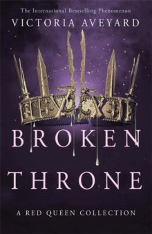 Image for Broken throne  : Steel scars