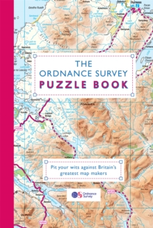 Image for The Ordnance Survey puzzle book  : find your way through maps that shaped Britain