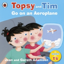 Image for Topsy and Tim go on an aeroplane.