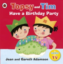 Image for Topsy and Tim have a birthday party