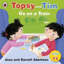 Image for Topsy and Tim go on a train