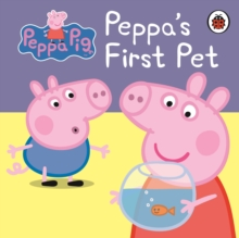 Image for Peppa's first pet