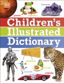 Image for DK children's illustrated dictionary