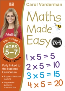 Image for Maths made easyKey Stage 1, ages 5-7