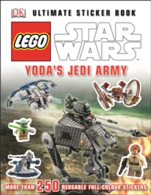 Image for LEGO (R) Star Wars (TM) Yoda's Jedi Army Ultimate Sticker Book