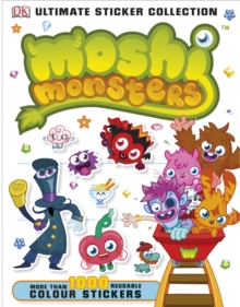 Image for Moshi Monsters Ultimate Sticker Collection