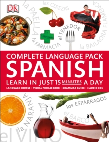 Image for Spanish  : complete language pack
